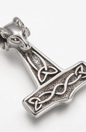 Bijoux Viking en pendentif