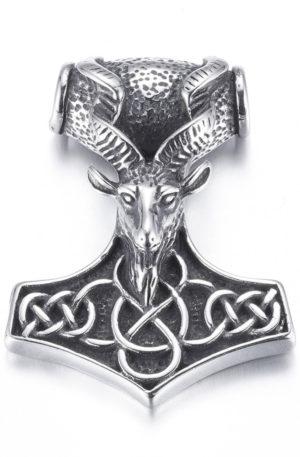 Bijoux Viking symbole de la force et du courage