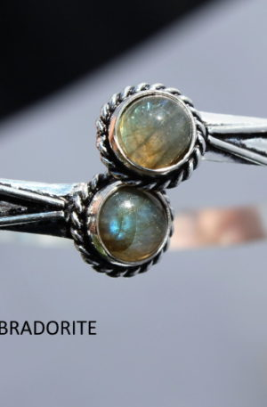 Bracelet labradorite bijoux gemme bijoux céltique