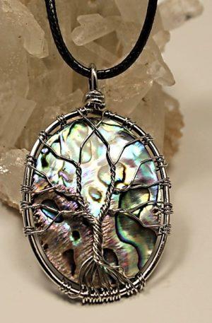 arbre de vie abalone
