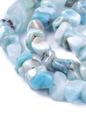 Bracelet aiguë marine-bijoux pierre fine véritable