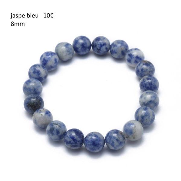jaspe bleu