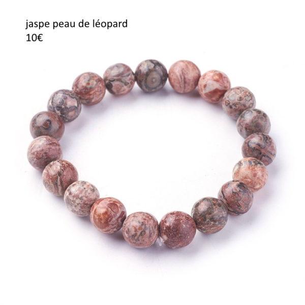 jaspe peau de léopard